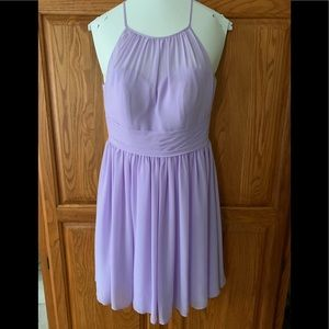 Azazie bridesmaid dress short